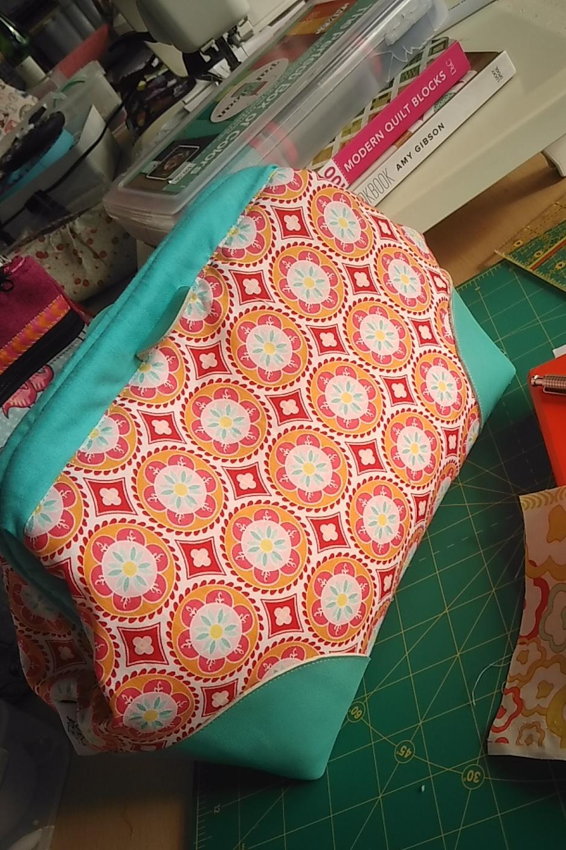 Carpet Bag in Gänze