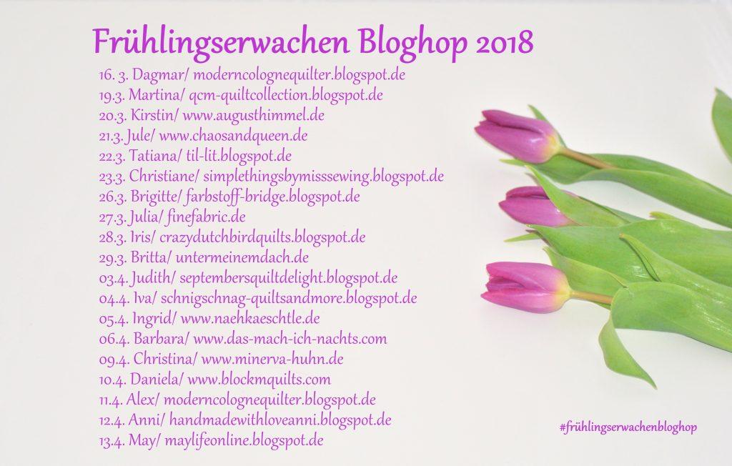 fruehlingserwachen bloghop übersicht